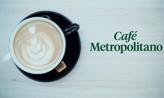Café Metropolitano con Francisco Ortega