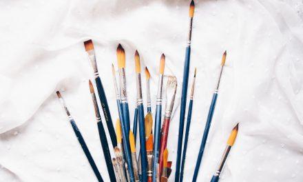 Tips de Pintura: ¿Cómo limpiar los pinceles?