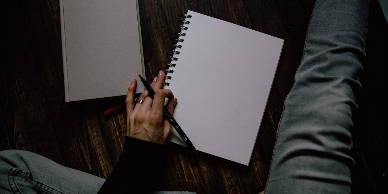 8 Consejos para crear el hábito de escribir