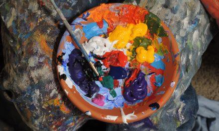Crea tus propios colores a partir del rojo, azul y amarillo