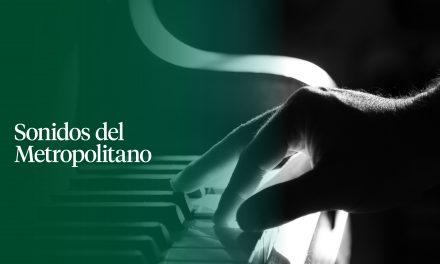 Sonidos del Metropolitano con Manuela Paz