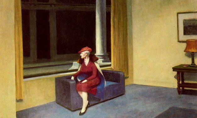 Hopper el artista del aislamiento social