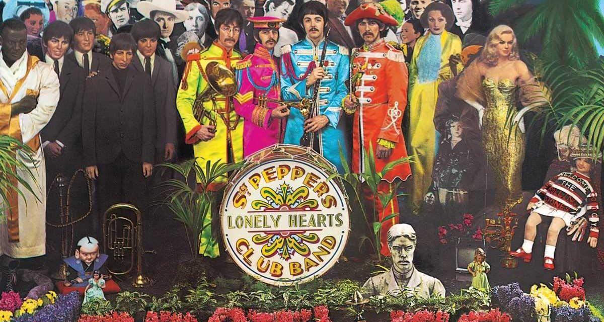 El CAMINO HACIA EL ROCK 6ta Parte: The Beatles (2da Parte)