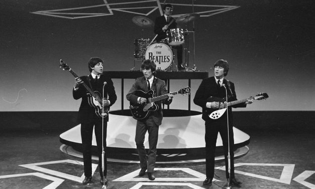 El CAMINO HACIA EL ROCK 6ta Parte: The Beatles (1era Parte)