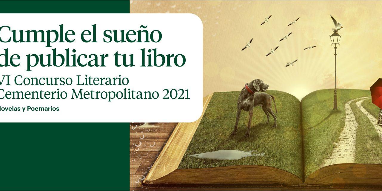 BASES CONCURSABLES VI CONCURSO LITERARIO CEMENTERIO METROPOLITANO 2021