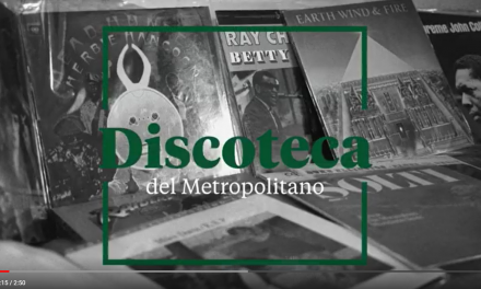 Discoteca del Metropolitano Henry Mancini